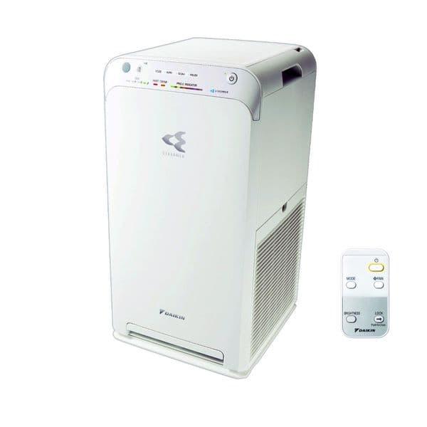 Daikin MCK55WVM Ururu MCK55WIoniser Low Noise 6 Level Air Cleaner Purifier 500M3/h 240V~50Hz