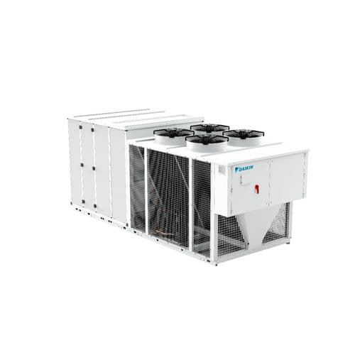 Daikin UATYA40BFC2Y1 Rooftop AC Packaged Fresh Air Heat Pump 40Kw/135000Btu 415V~50Hz