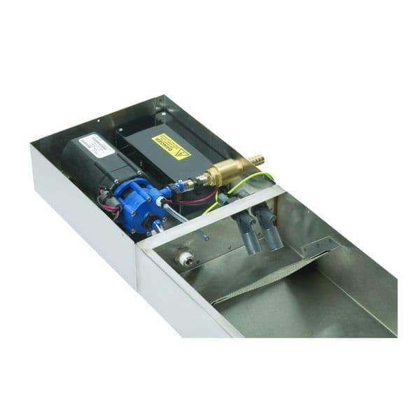 Dairy Cabinet Pump DCP-30E For Cold Display Cabinets, Supermarkets And Convenience Stores 240V~50Hz