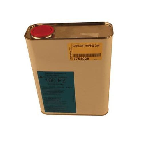 Danfoss Maneurop 160PZ POE Refrigeration Oil Lubricant 5 Litre