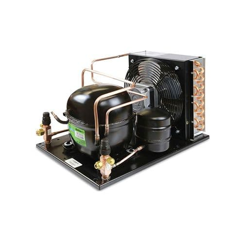 Danfoss Refrigeration Condensing Unit FR4CLX replacement OP-LCHC-006FRA00G R404a Complete System