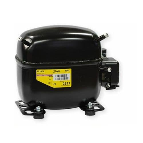 Danfoss SC10CLX LBP HST R404a Compressor Tubed 240V~50Hz