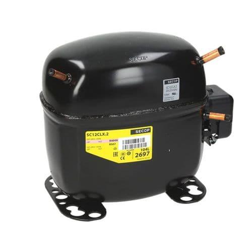 Danfoss SC12DX HBP HST R22 Compressor Tubed 240V~50Hz