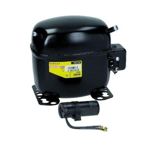 Danfoss SC15CLX LBP HST R404a Compressor Tubed 240V~50Hz