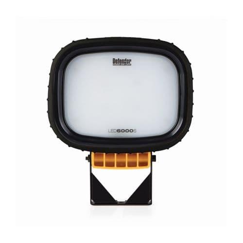 Defender LED6000S LED Floodlight 5000 Lumens HEAD ONLY 110V~50Hz