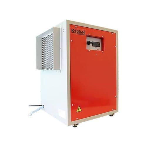 Ebac Industrial 10185GE-GB K100-H 36L/Day Industrial Dehumidifier 240V~50Hz
