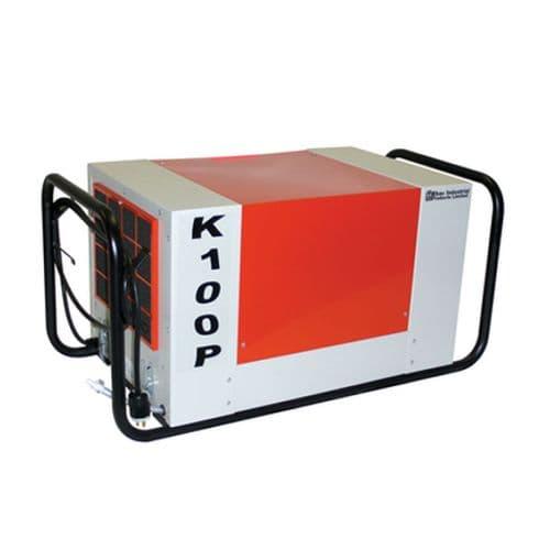 Ebac Industrial 10241HZ-GB K100P 30L/Day Industrial Dehumidifier 240V~50Hz