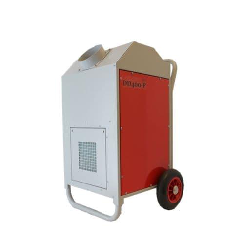 Ebac Industrial 10640RG‐GB DD400P Portable Desiccant Commercial Dehumidifier 34L/Day 2.5Kw 240V~50Hz