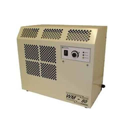 Ebac Industrial 11284GL‐GB WM80 Digital Control Dehumidifier 20L/Day 240V~50Hz