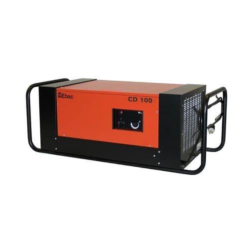 Ebac Industrial 11324BR-GB CD100Framed Dehumidifier 10 Litre/day 240V~50Hz