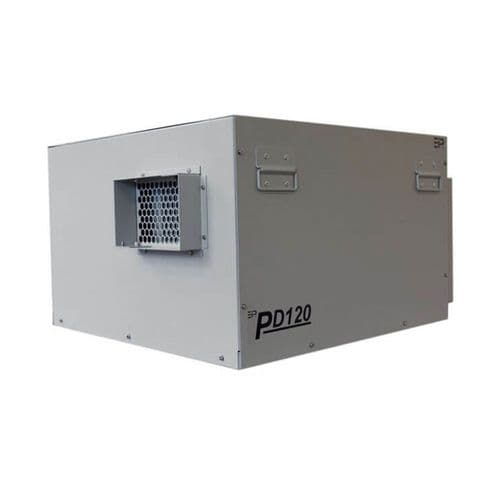 Ebac Industrial Products 1028225 Dehumidifier PD120 75 Litre/Day 240V~50Hz