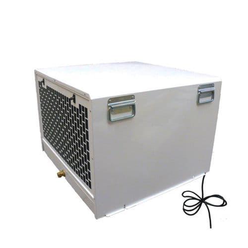 Ecor Pro DSR12 High Power Dehumidifier 1500M3/Hr 110 Litre/Day 240V~50Hz