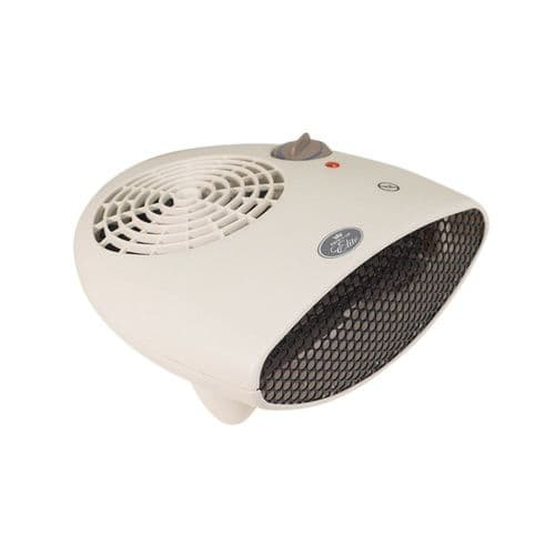 EH1646 Compact 2Kw Upright Fan Heater With 2 Settings and Thermostat 2.4Kw / 8000Btu 240V~50Hz