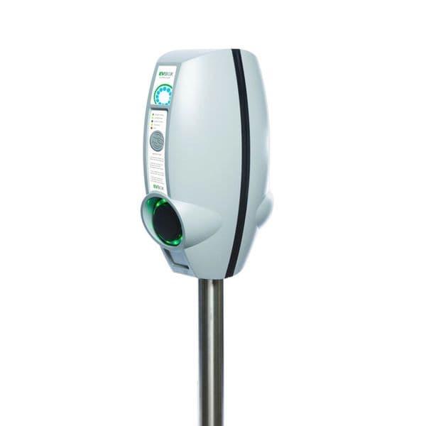 EVBox BusinessLine EV Charge Point 2 x 22kW Type 2 Double Socket HUB 415V~50Hz