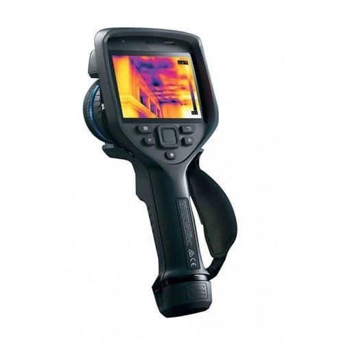 FLIR E75 Thermal Imaging Camera 42° Lens 78503-0101 320 x 240 pixels -0 to 650°C 30Hz