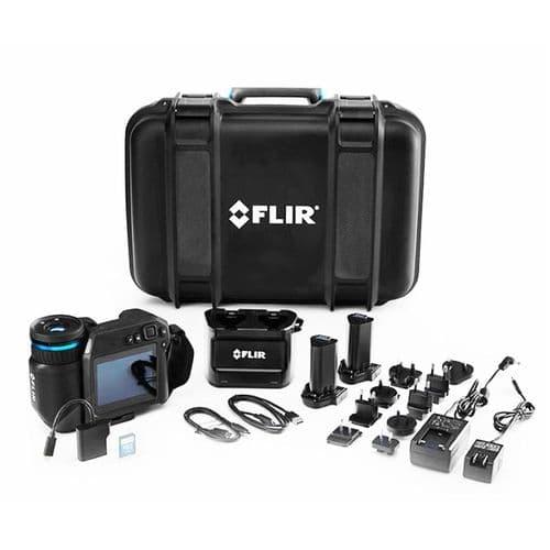 FLIR Thermal Imaging CameraT530 79304-0101 24°+14° Lens 320x240 -20°C to 650°C with FLIRStudio