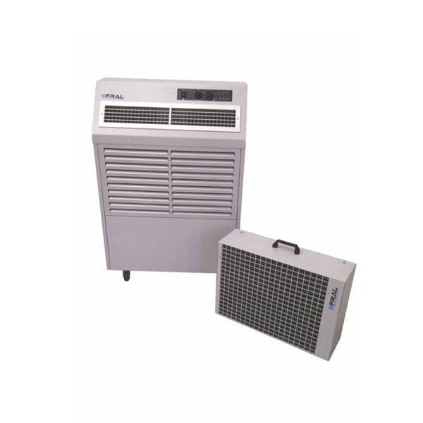 Fral UK Split Portable Air Conditioning Avalanche 6.7kW / 23000Btu Cooling Only 240V~50Hz