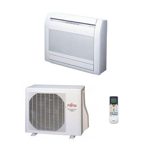 Fujitsu Air conditioning AGYG-KVCA Console Floor Heat Pump Inverter