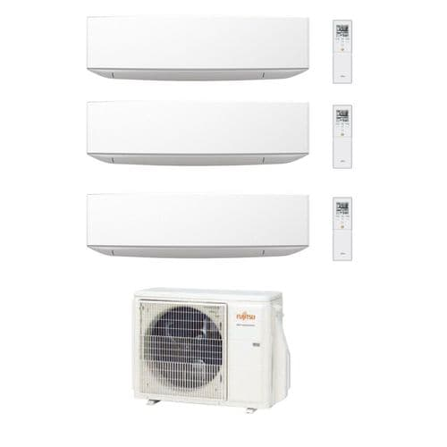 Fujitsu Air Conditioning AOYG30KBTA4 Designer 4 x ASYG09KETA Wall Mounted R32 A++ 240V~50Hz