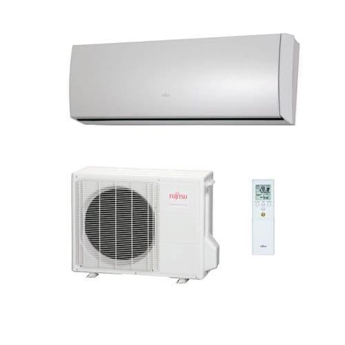 Fujitsu Air conditioning ASYG09LTCA Wall Mounted Heat pump Inverter A+++ (2.5Kw / 9000Btu) 240V~50Hz