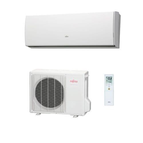 Fujitsu Air conditioning ASYG14LUCA High Cop Wall Mounted Heat pump Inverter A++ (4.2Kw / 14000Btu) 240V~50Hz