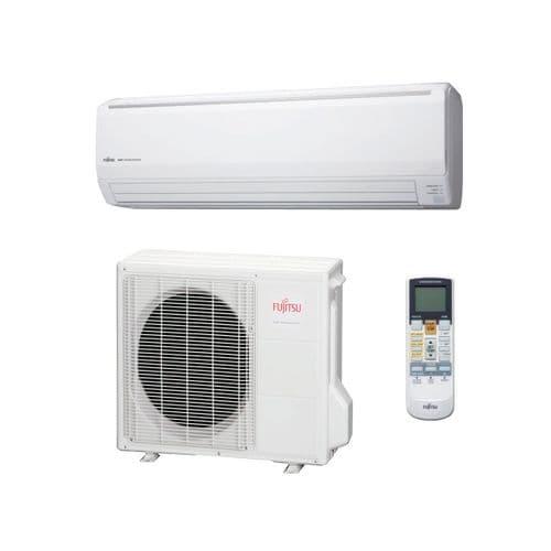 Fujitsu Air conditioning  ASYG30KMTA Wall Mounted Heat Pump Inverter A++ 8Kw/30000Btu 240V~50Hz