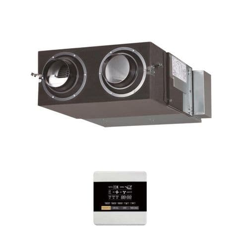 Fujitsu Air Conditioning UTZ Energy Recovery Ventilator