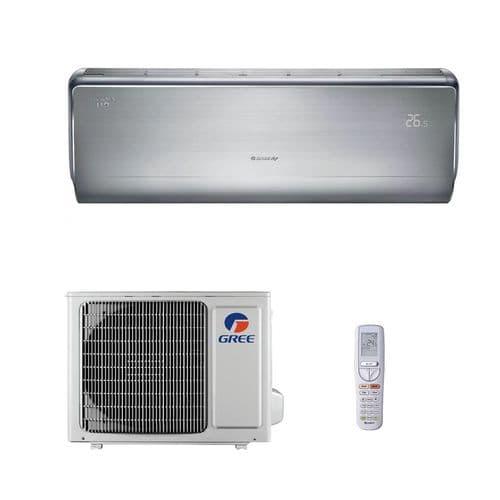 Gree Air Conditioning GWH09UB U-Crown Wall Super Heat Pump Inverter 2.5Kw/9000Btu A+++ 240V~50Hz
