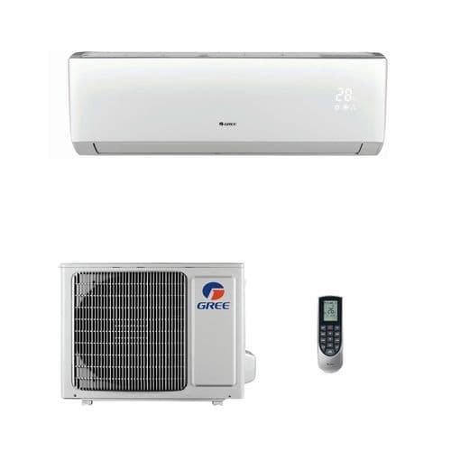 "Gree Air Conditioning GWH12QC ""LOMO Series"" Wall Inverter Heat Pump 3.5Kw/12000Btu A++ 240V~50Hz"