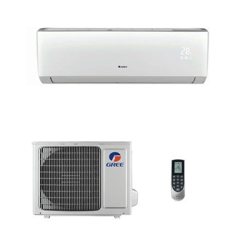 Gree Air Conditioning GWH18QD LOMO Series Wall Inverter Heat Pump 5Kw/17000Btu A+++ 240V~50Hz