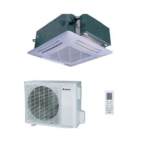 Gree Cassette Air Conditioning Inverter Heat Pump