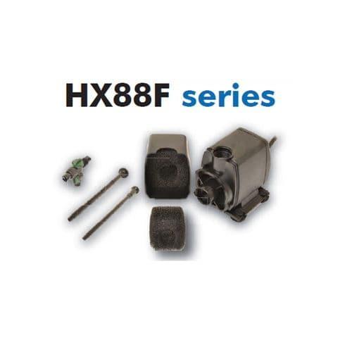 Hailea HX8810F Pond, Hydroponics And Aquarium Water Pump 1000 Litre/hour 240V~50Hz
