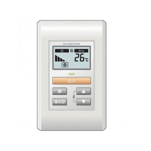 Hard Wired Fujitsu Air Conditioning Simplified Remote Controller UTYRSNYM UTY-RSNYM