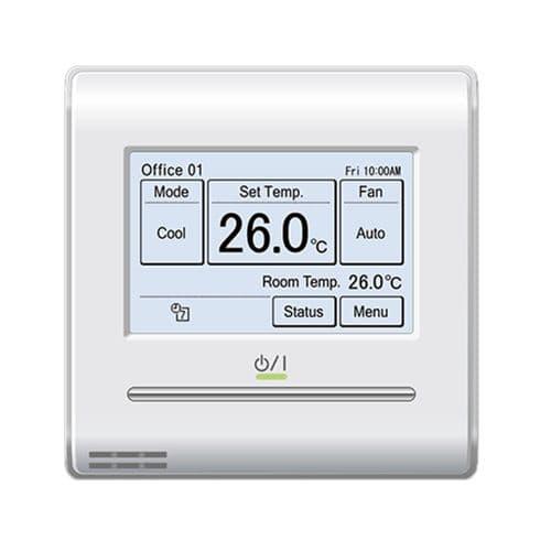 Hard Wired Fujitsu Air Conditioning Wired Remote Controller (Touch Panel) UTY-RNRYZ1 UTYRNRYZ1