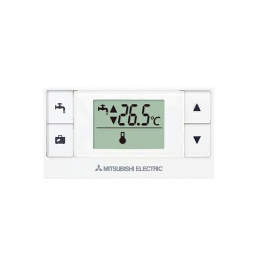 Hard Wired Mitsubishi Electric air conditioning PARWT50R-E  PAR-WT50R-E Remote Controller Ecodan