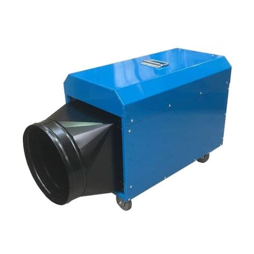"""High Temp Electric Heater """"Bed-Bug"""" FFHT32 With Remote Thermostat 18Kw/60000Btu 415V~50Hz"""