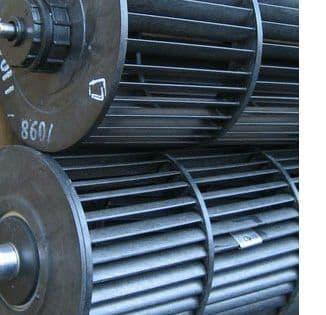 Hitachi Air Conditioning Spare Part Hitachi E03982 Turbo Fan Assembly. For RCI-FSN2E