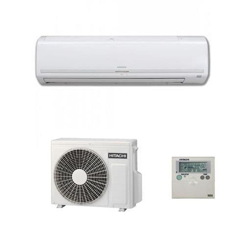 Hitachi Air Conditioning Utopia Commercial Wall Mounted Heat Pump Inverters A++