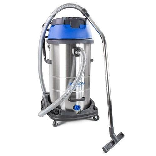 Hyundai Electric Vacuum Cleaner HYVI10030 3000W Triple Motor 3 IN 1 Wet and Dry HEPA Filtration