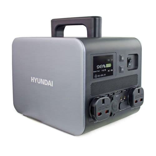 Hyundai HPS-300 Lithium-ion 10.8V/ 25Ah Portable Power Station