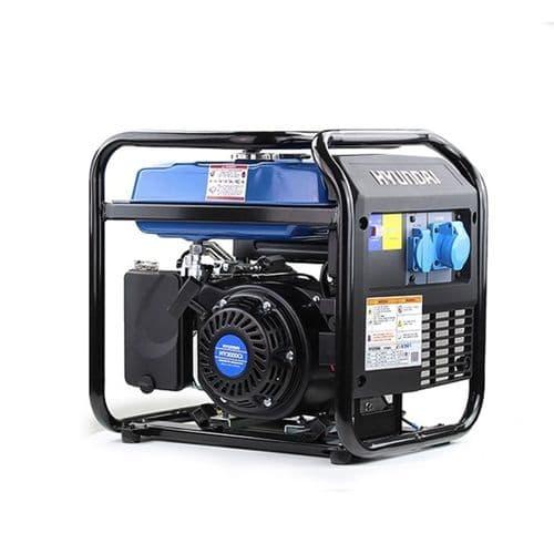 Hyundai HY3000CI 3kW 212cc Converter Generator 230V~50Hz