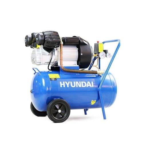 Hyundai HY3050V Air Compressor 14CFM/116psiDirect Drive V-Twin 240V~50Hz