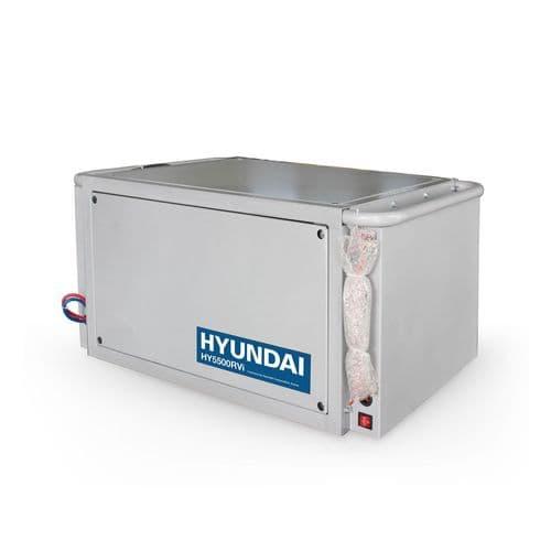 Hyundai  HY3500RVi Low Noise Low Vibration RV Inverter Generator 3.5Kw 230V~50Hz
