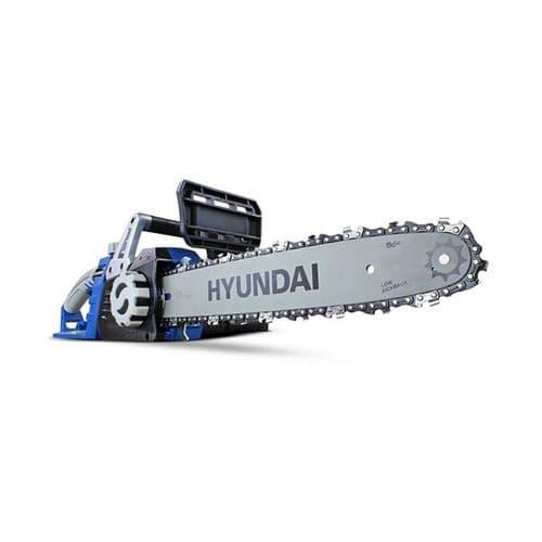 """Hyundai HYC1600E 1600W 14"""" bar Electric Chainsaw 230V"""