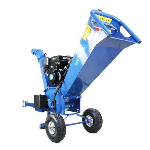 Hyundai HYCH7070E-2 208cc Petrol 4 Stroke Wood Chipper 7hp