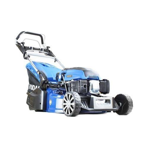 """Hyundai HYM480SPR 19"""" 48cm Self Propelled Electric Start 139cc Petrol Roller Lawn Mower"""