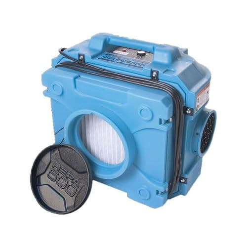 Commercial & Industrial Air Cleaners