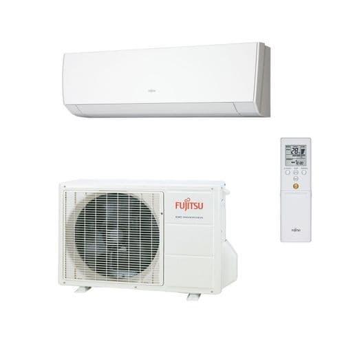 INSTALLATION PACK Fujitsu Air conditioning ASYG07LMCE Wall Heat pump Inverter (2Kw / 7000Btu)