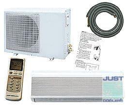 KFR51GW Wall Mounted Air Conditioning (5.2kW / 17000Btu) self install / diy air conditioning