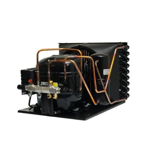 L'Unite Hermetique/Techumseh AEZ4430YHR Condensing Unit R134a High Back Pressure 240V~50Hz